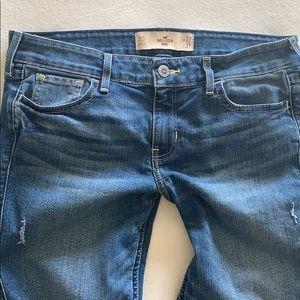 Hollister bootcut jeans. New